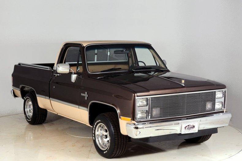 1984 Chevrolet Silverado Image 87