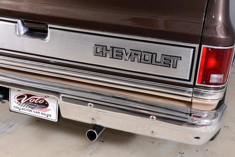 1984 Chevrolet Silverado Image 88