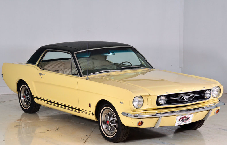 1966 Ford Mustang Image 73