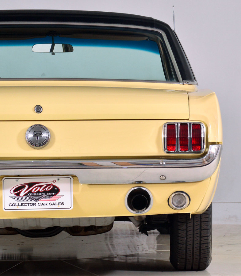 1966 Ford Mustang Image 16