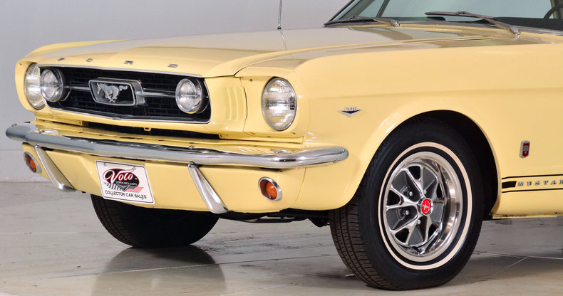 1966 Ford Mustang Image 29