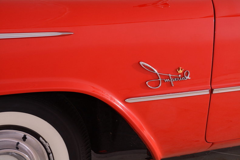 1958 Chrysler Imperial Image 14