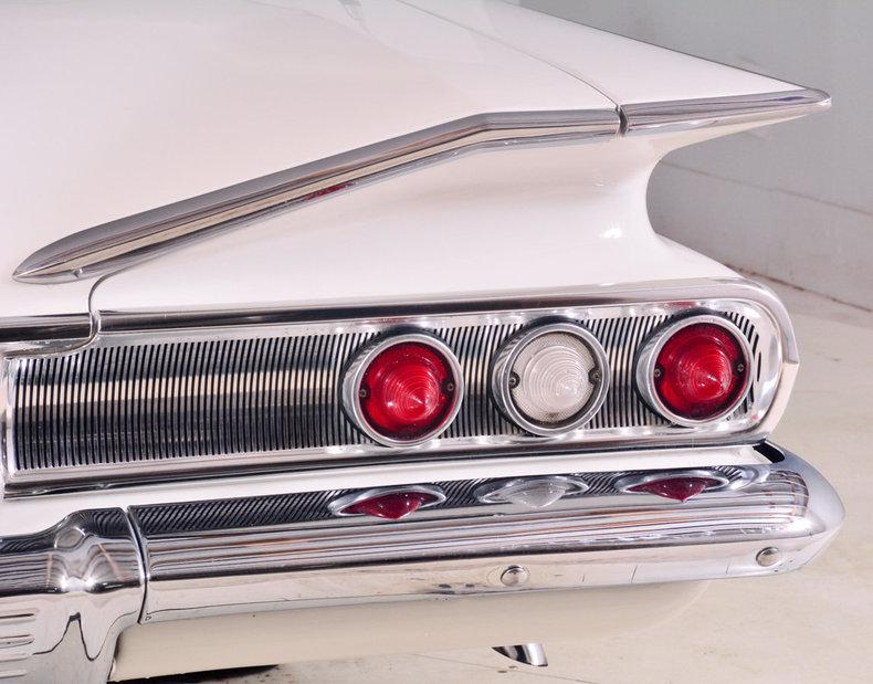 1960 Chevrolet Impala Image 12