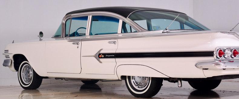 1960 Chevrolet Impala Image 34
