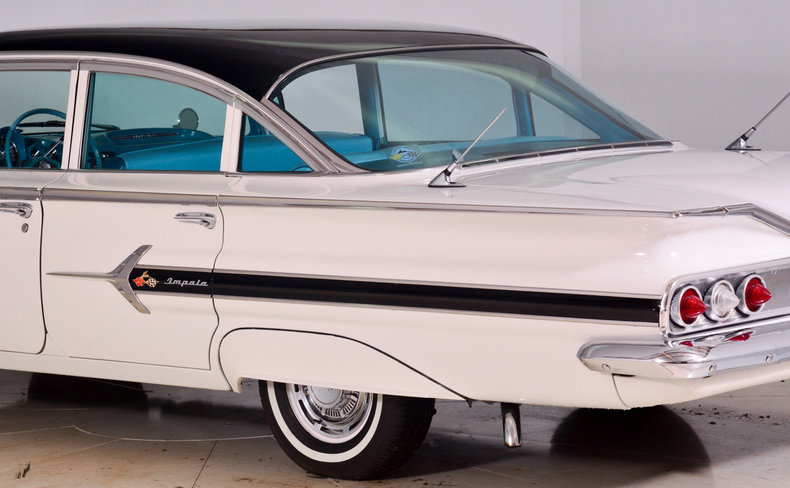 1960 Chevrolet Impala Image 47