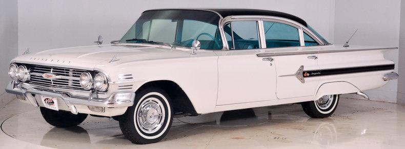 1960 Chevrolet Impala Image 41