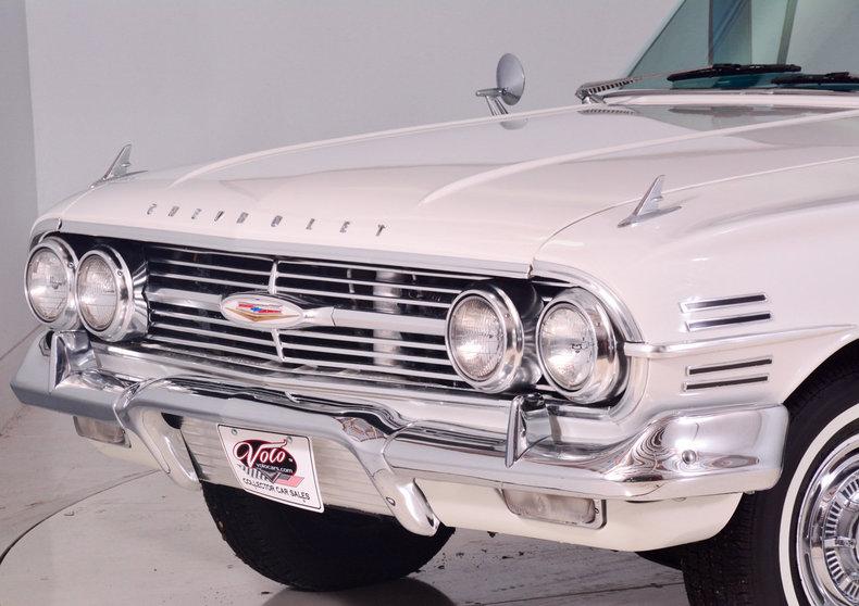 1960 Chevrolet Impala Image 85
