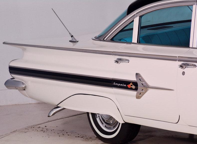 1960 Chevrolet Impala Image 75