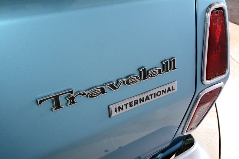 1969 International Harvester Travelall 1000 Image 9