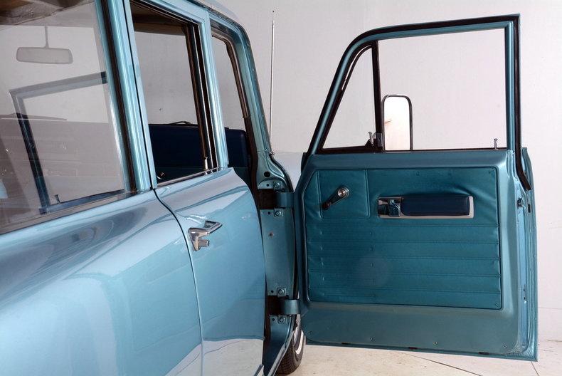 1969 International Harvester Travelall 1000 Image 20