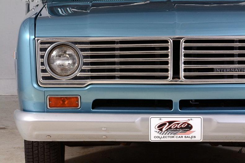1969 International Harvester Travelall 1000 Image 23