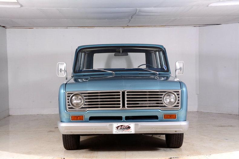 1969 International Harvester Travelall 1000 Image 38
