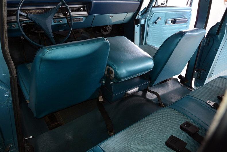 1969 International Harvester Travelall 1000 Image 57