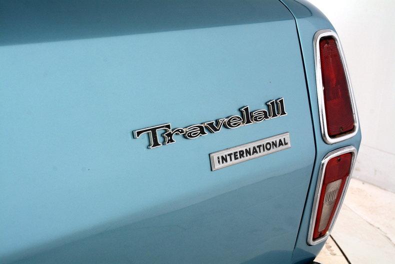 1969 International Harvester Travelall 1000 Image 58
