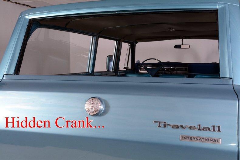 1969 International Harvester Travelall 1000 Image 75