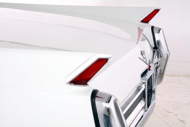 1964 Cadillac Deville Image 7