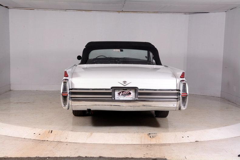 1964 Cadillac Deville Image 12