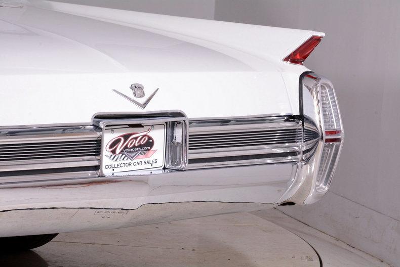 1964 Cadillac Deville Image 17