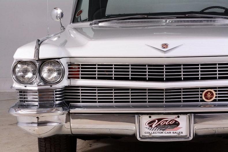 1964 Cadillac Deville Image 46