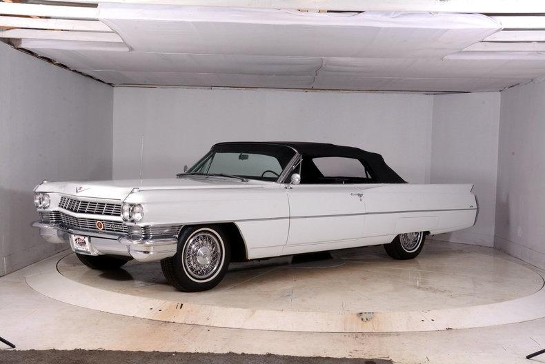 1964 Cadillac Deville Image 50
