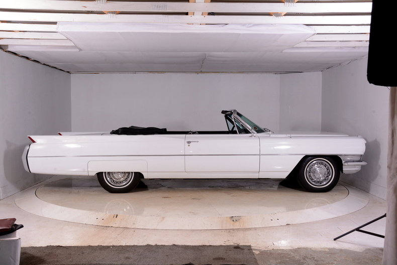 1964 Cadillac Deville Image 52