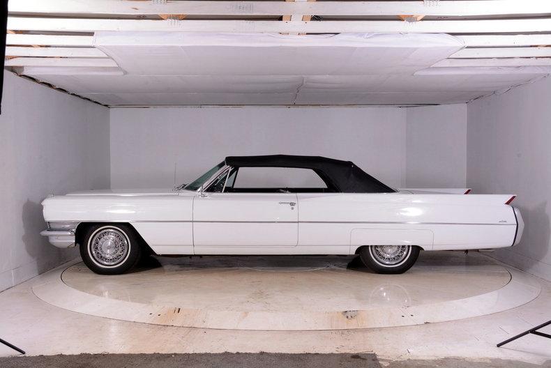 1964 Cadillac Deville Image 62