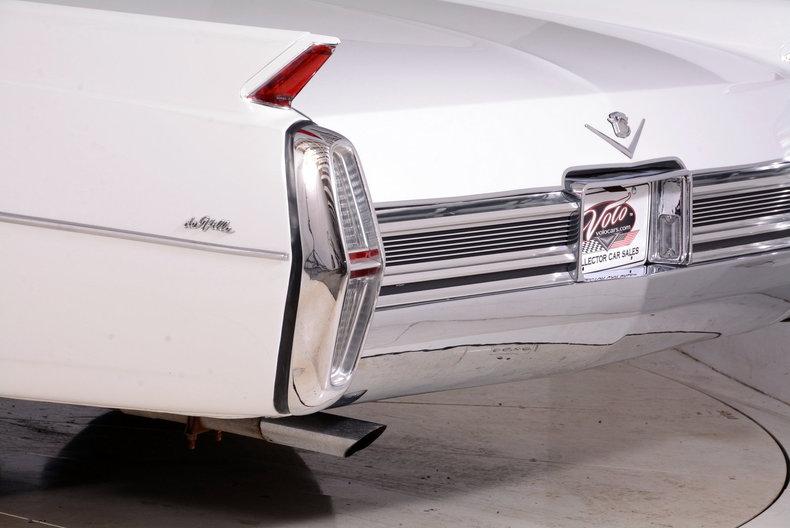 1964 Cadillac Deville Image 64