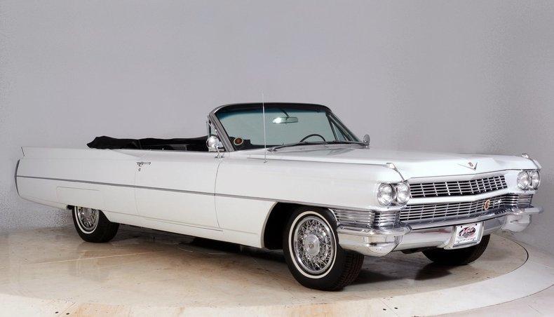 1964 Cadillac Deville Image 78