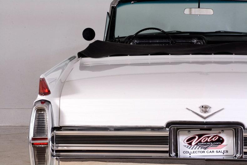 1964 Cadillac Deville Image 79