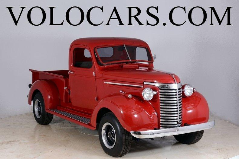1940 Chevrolet 1/2 Ton Image 1