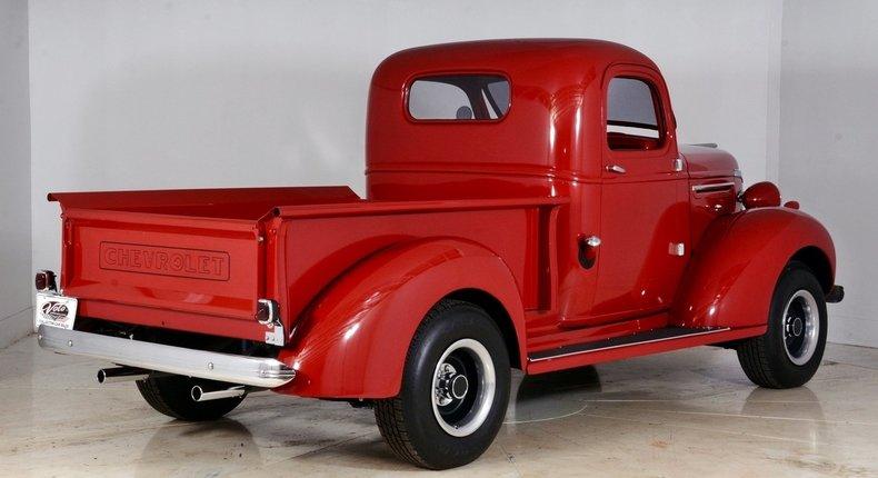 1940 Chevrolet 1/2 Ton Image 3