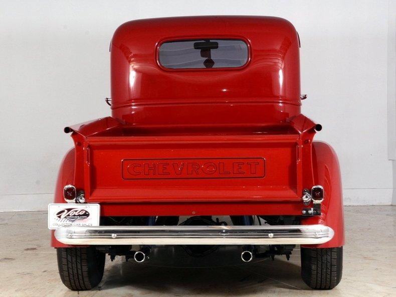 1940 Chevrolet 1/2 Ton Image 28