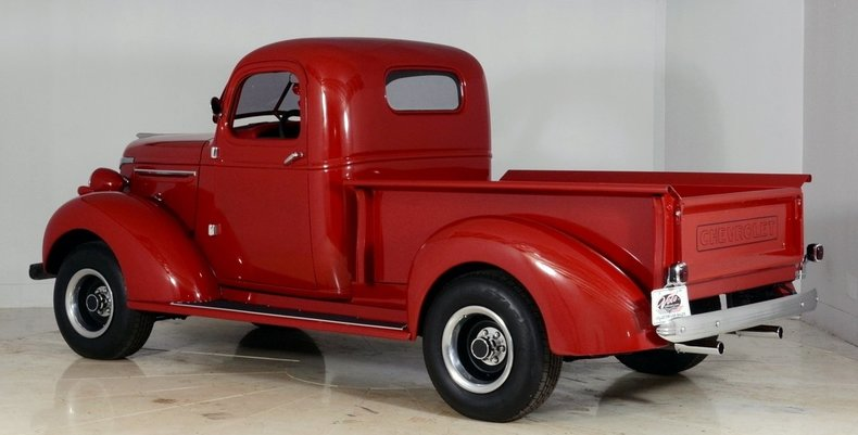 1940 Chevrolet 1/2 Ton Image 36