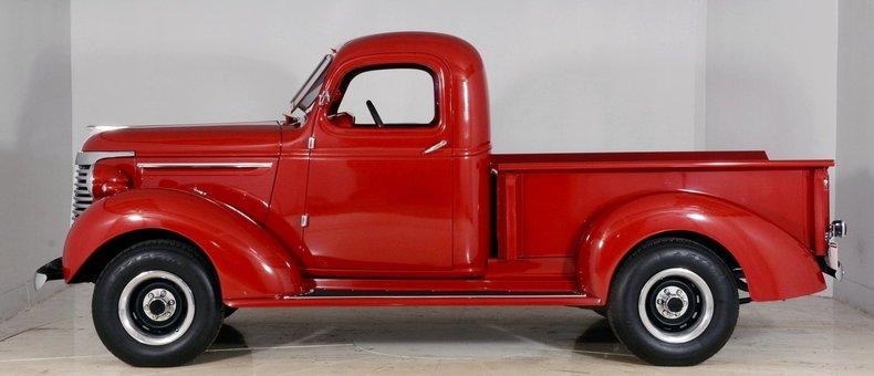 1940 Chevrolet 1/2 Ton Image 44