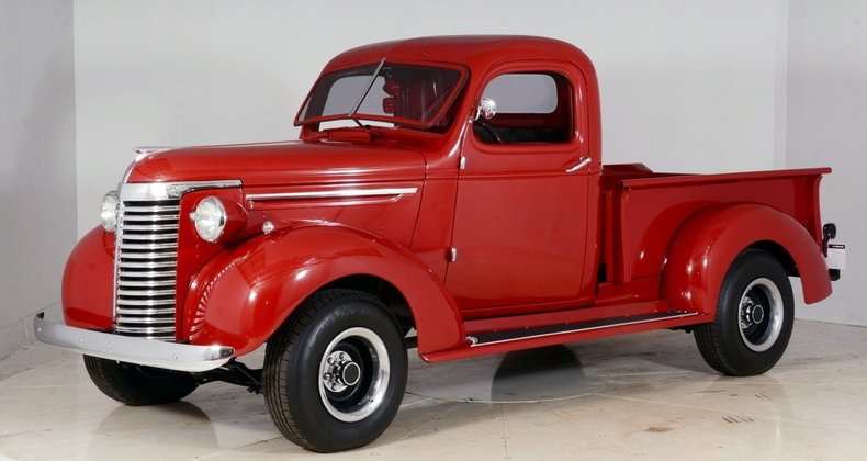 1940 Chevrolet 1/2 Ton Image 52