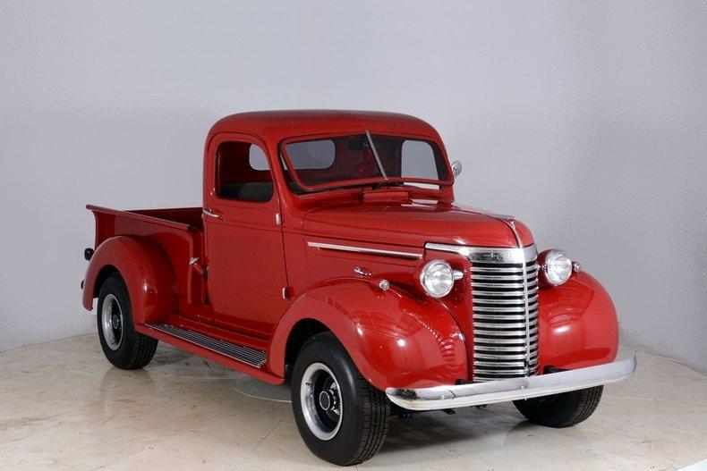 1940 Chevrolet 1/2 Ton Image 72