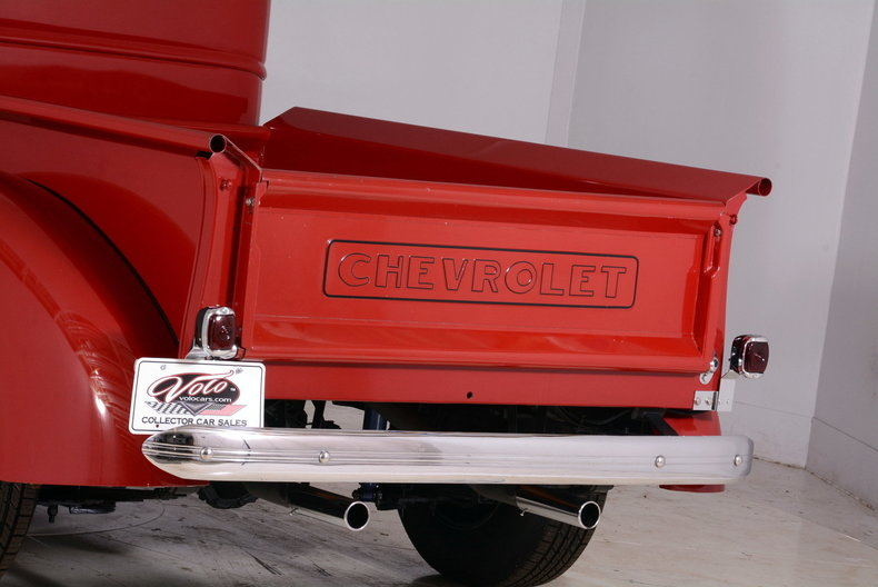 1940 Chevrolet 1/2 Ton Image 73