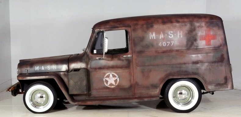 1948 Willys Panel Wagon Image 37