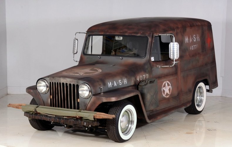 1948 Willys Panel Wagon Image 45