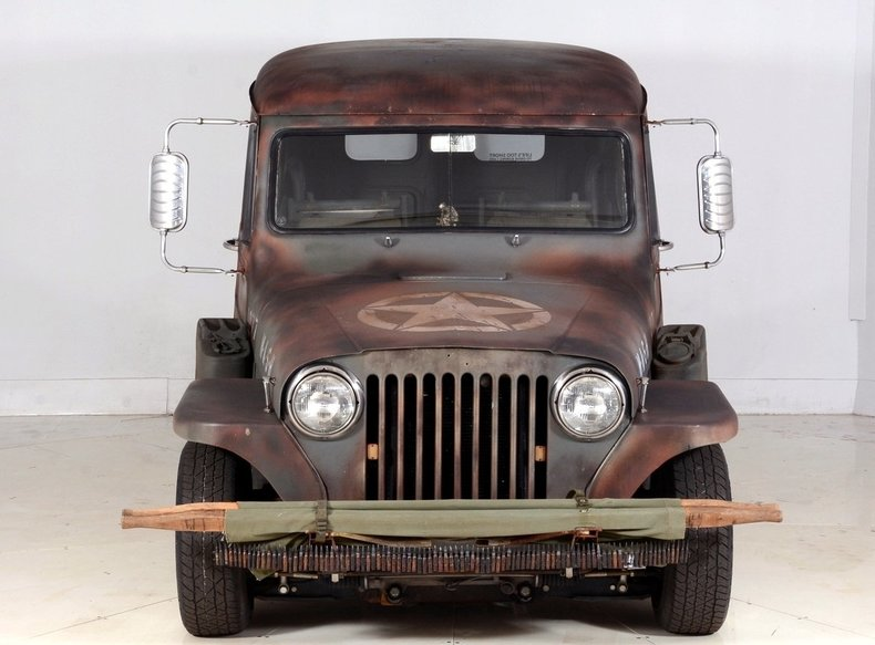 1948 Willys Panel Wagon Image 54