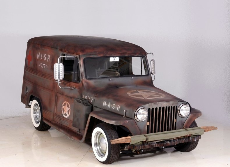1948 Willys Panel Wagon Image 69