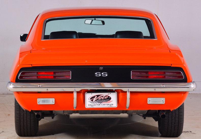 1969 Chevrolet Camaro Image 88