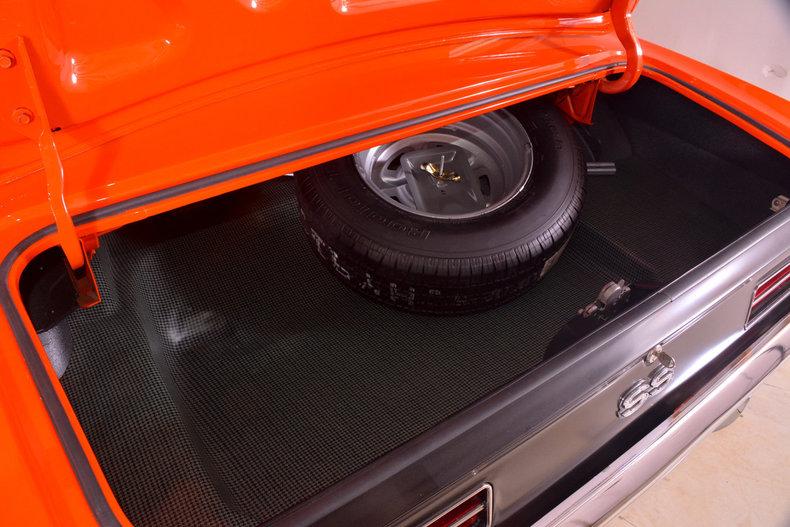 1969 Chevrolet Camaro Image 63