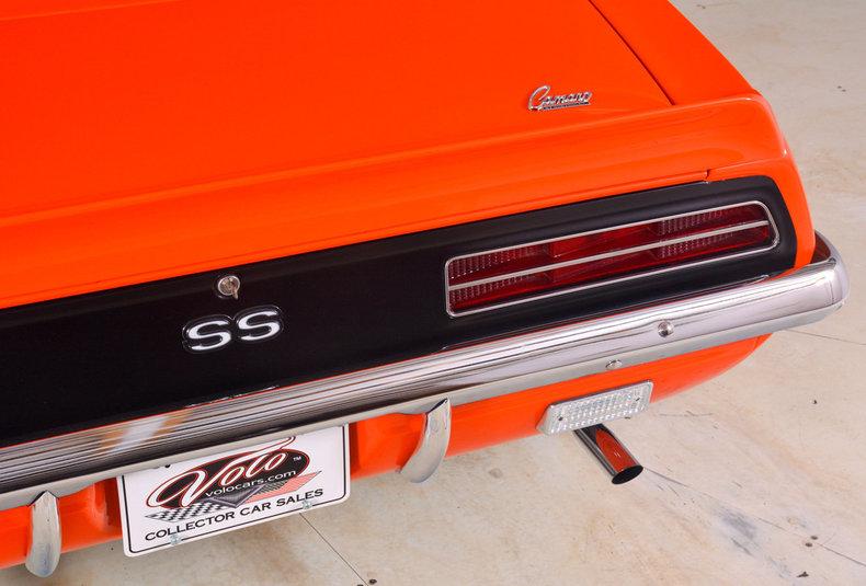 1969 Chevrolet Camaro Image 33