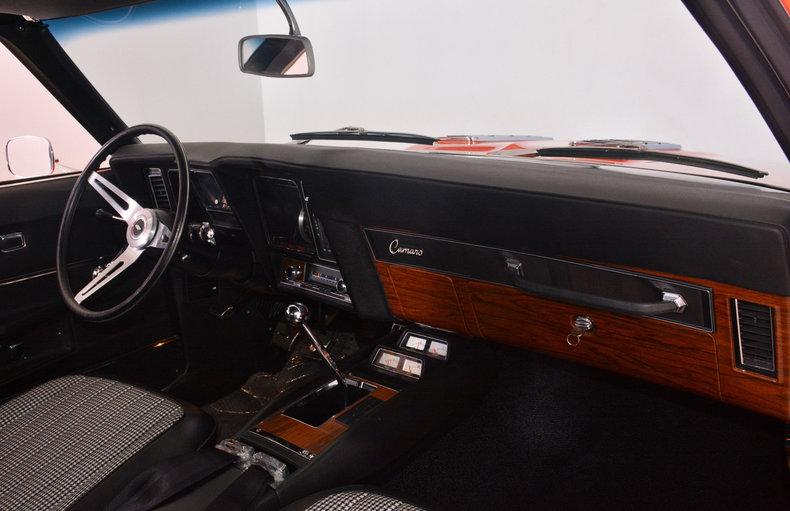 1969 Chevrolet Camaro Image 108