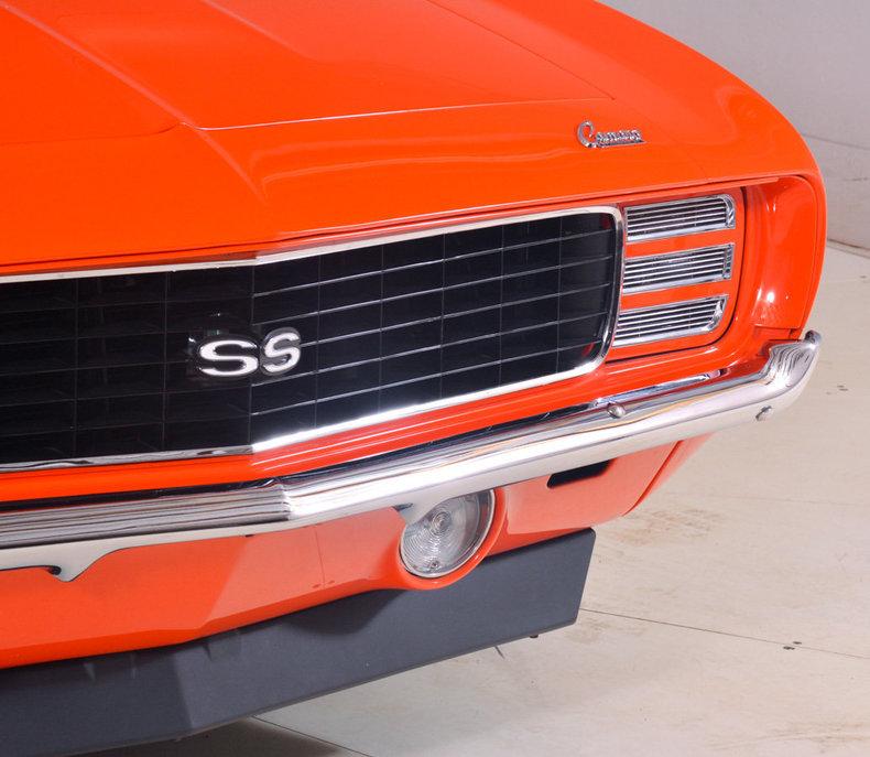 1969 Chevrolet Camaro Image 34
