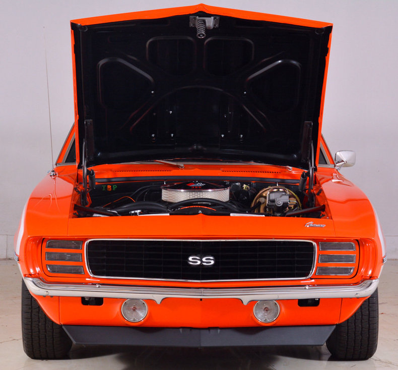 1969 Chevrolet Camaro Image 79