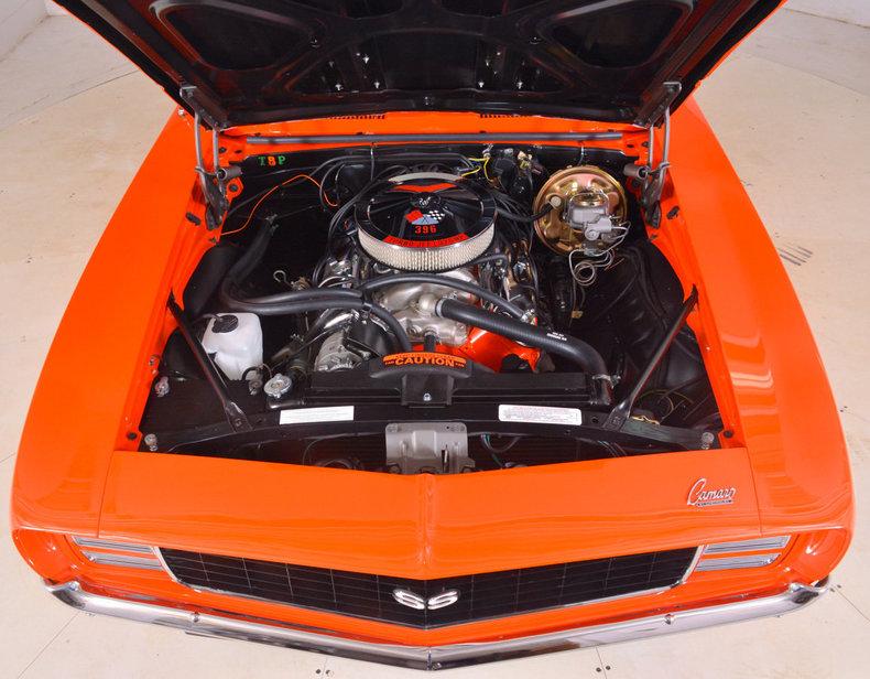 1969 Chevrolet Camaro Image 4