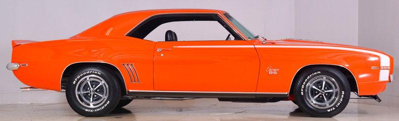 1969 Chevrolet Camaro Image 127
