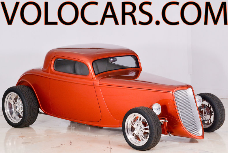1934 Ford Custom Image 1